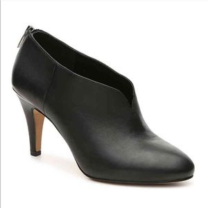 Vince Camuto Black Vyammi Ankle Bootie